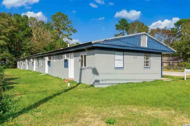 1213 Dunbar St., Myrtle Beach, SC 29577 (MLS #2101983) :: Right Find Homes