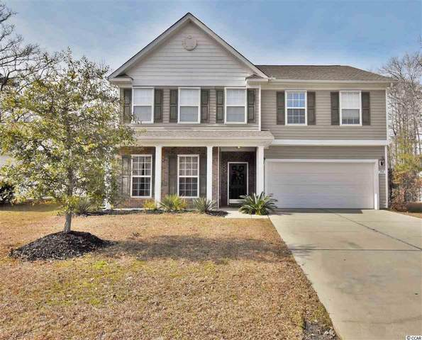 795 Riverward Dr., Myrtle Beach, SC 29588 (MLS #2102062) :: The Litchfield Company