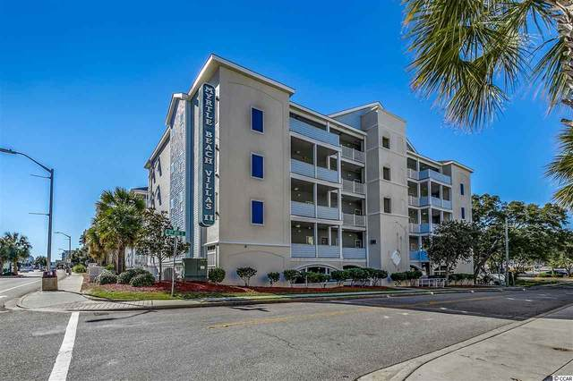 704 S Ocean Blvd. 105A, Myrtle Beach, SC 29577 (MLS #2102164) :: The Litchfield Company