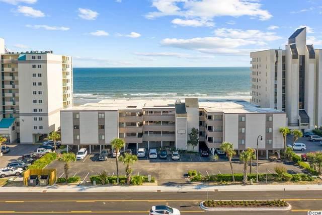 2601 S Ocean Blvd. #210, North Myrtle Beach, SC 29582 (MLS #2102182) :: Sloan Realty Group