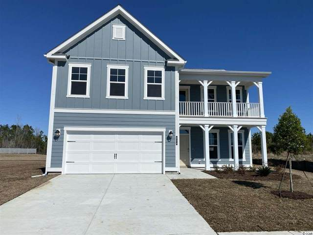 824 Gammon Dr., Myrtle Beach, SC 29579 (MLS #2102197) :: Grand Strand Homes & Land Realty