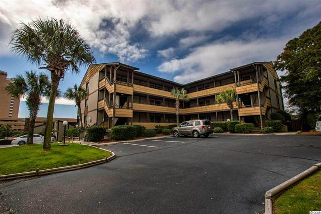 9501 Shore Dr. 126C, Myrtle Beach, SC 29572 (MLS #2102268) :: Grand Strand Homes & Land Realty
