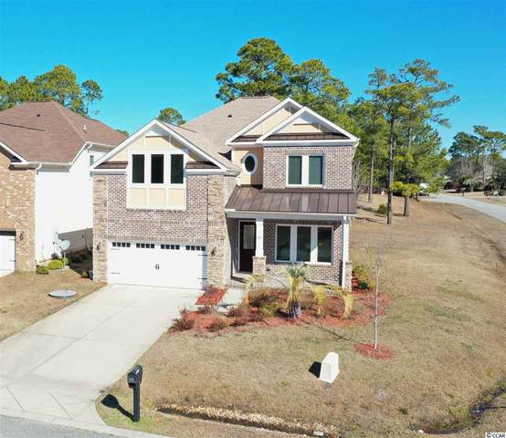 202 Brookwood Park Ct., Sunset Beach, NC 28468 (MLS #2102312) :: The Litchfield Company