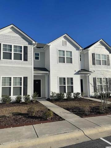481 Carnaby Loop #481, Myrtle Beach, SC 29579 (MLS #2102441) :: The Lachicotte Company