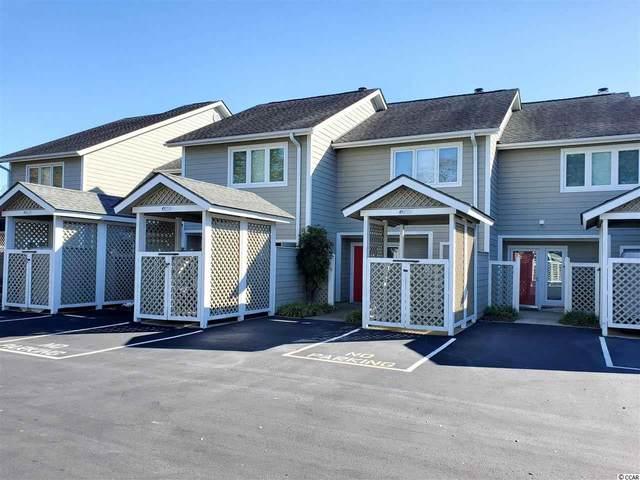 435 Ocean Creek Dr. #2714, Myrtle Beach, SC 29572 (MLS #2102484) :: Armand R Roux | Real Estate Buy The Coast LLC