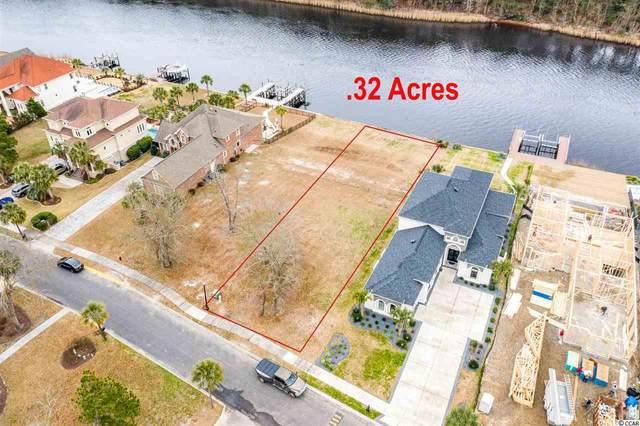 257 Avenue Of The Palms, Myrtle Beach, SC 29579 (MLS #2102552) :: The Lachicotte Company