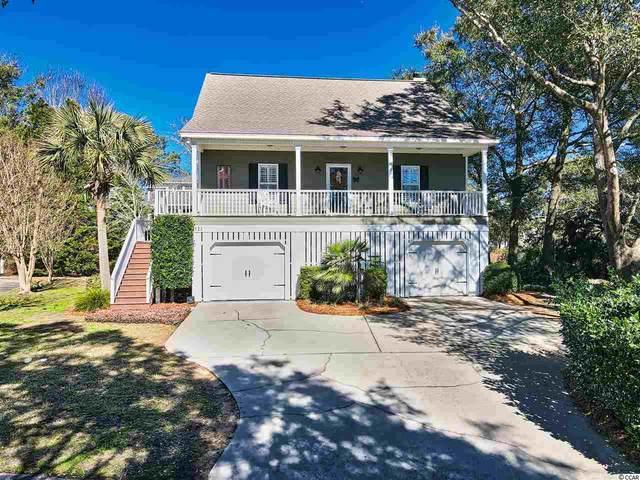 121 Marsh Point Dr., Pawleys Island, SC 29585 (MLS #2102565) :: Armand R Roux | Real Estate Buy The Coast LLC
