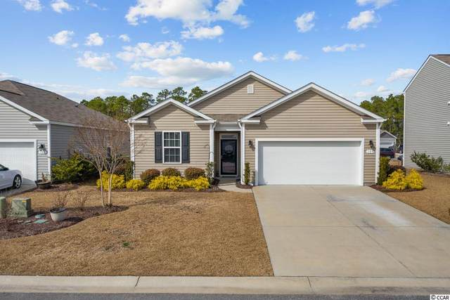 189 Mountain Ash Ln., Myrtle Beach, SC 29579 (MLS #2102688) :: The Greg Sisson Team