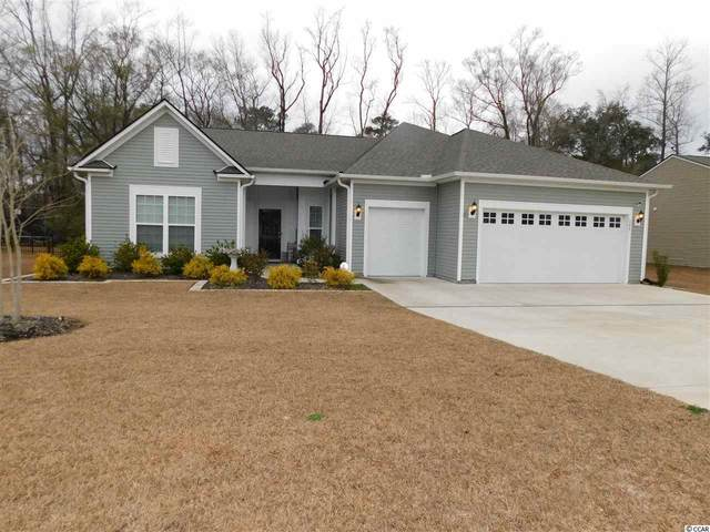 395 Trestle Way, Conway, SC 29526 (MLS #2103015) :: Leonard, Call at Kingston