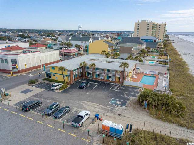 2310 N Ocean Blvd., North Myrtle Beach, SC 29582 (MLS #2103067) :: The Lachicotte Company