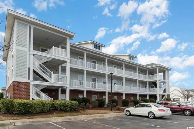 500 Wickham Dr. #1063, Myrtle Beach, SC 29579 (MLS #2103397) :: The Lachicotte Company