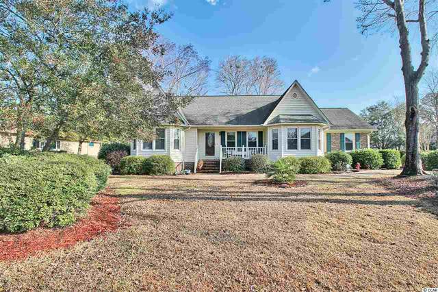 301 New River Rd., Myrtle Beach, SC 29588 (MLS #2103571) :: The Litchfield Company