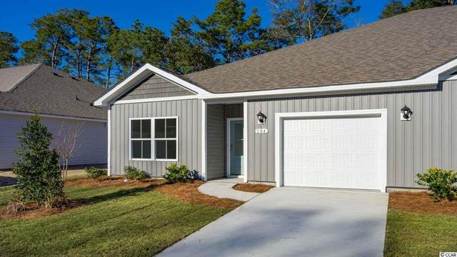 138 Sea Shell Dr. #12, Murrells Inlet, SC 29576 (MLS #2103829) :: The Lachicotte Company