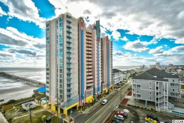 3500 N Ocean Blvd. #305, North Myrtle Beach, SC 29582 (MLS #2103833) :: The Litchfield Company