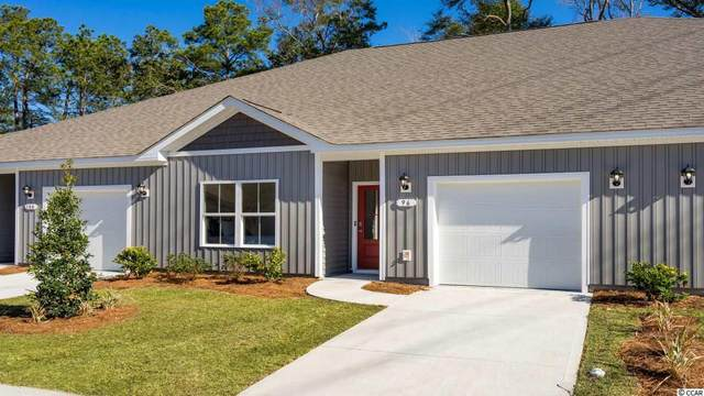 150 Sea Shell Dr. #15, Murrells Inlet, SC 29576 (MLS #2103859) :: The Lachicotte Company