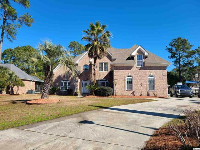 4103 Ditchford Ct., Myrtle Beach, SC 29577 (MLS #2103924) :: Team Amanda & Co