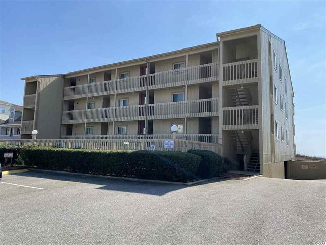 941 S Ocean Blvd. B2, North Myrtle Beach, SC 29582 (MLS #2104393) :: Team Amanda & Co