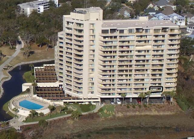 100 Ocean Creek Dr. B-2, Myrtle Beach, SC 29572 (MLS #2104464) :: James W. Smith Real Estate Co.