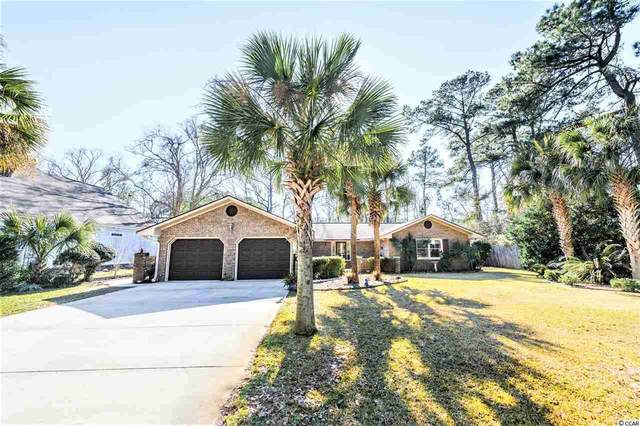 517 N 12th Ave., Surfside Beach, SC 29575 (MLS #2104536) :: The Litchfield Company