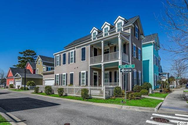 775 Johnson Ave., Myrtle Beach, SC 29577 (MLS #2105002) :: Surfside Realty Company