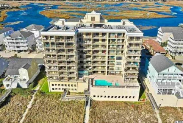 4000 N Ocean Blvd. #1107, North Myrtle Beach, SC 29582 (MLS #2105076) :: Team Amanda & Co