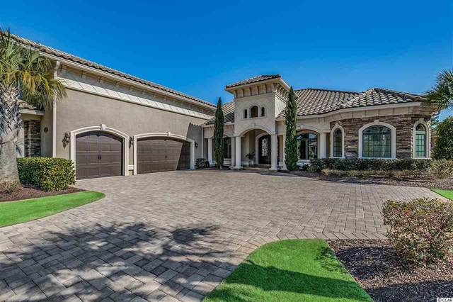 8976 Bella Verde Ct., Myrtle Beach, SC 29579 (MLS #2105232) :: James W. Smith Real Estate Co.