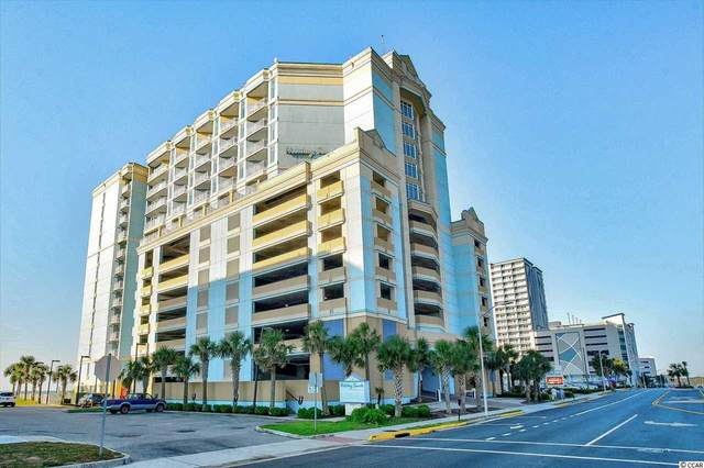 2501 S Ocean Blvd. #1011, Myrtle Beach, SC 29577 (MLS #2105393) :: Surfside Realty Company