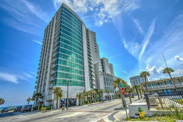 201 S Ocean Blvd. #808, Myrtle Beach, SC 29577 (MLS #2105456) :: Sloan Realty Group