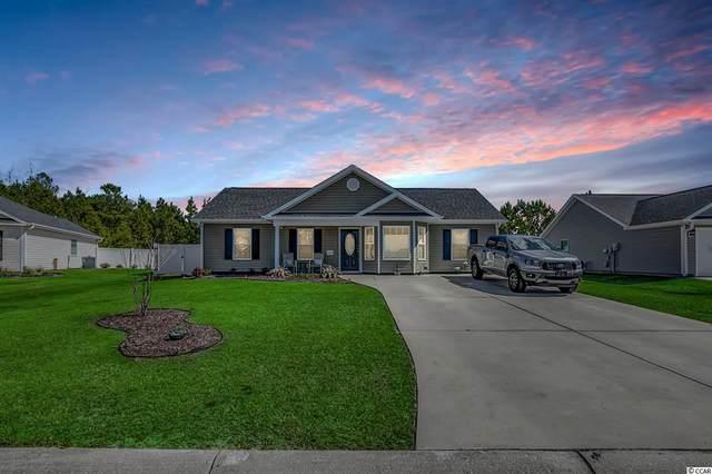 260 Beulah Circle, Conway, SC 29527 (MLS #2105675) :: Armand R Roux | Real Estate Buy The Coast LLC
