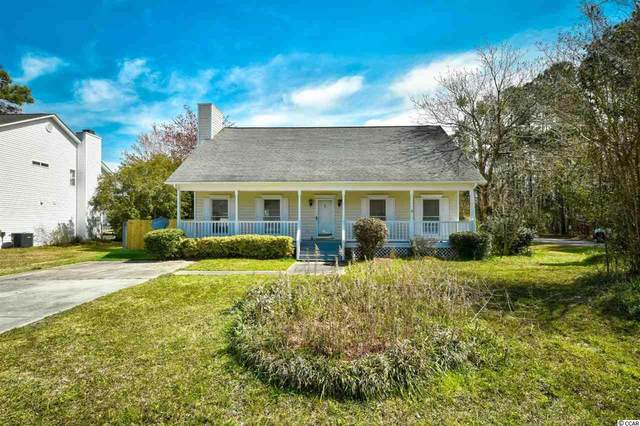 600 Cavendish Dr., Myrtle Beach, SC 29588 (MLS #2105781) :: Jerry Pinkas Real Estate Experts, Inc