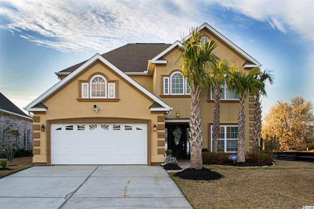 1404 Bohicket Ct., Myrtle Beach, SC 29579 (MLS #2105843) :: Sloan Realty Group