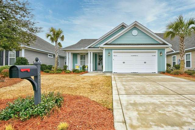 5023 White Iris Dr., North Myrtle Beach, SC 29582 (MLS #2105934) :: Armand R Roux | Real Estate Buy The Coast LLC