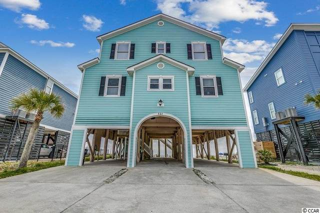 721 S Waccamaw Dr., Garden City Beach, SC 29576 (MLS #2106227) :: Surfside Realty Company
