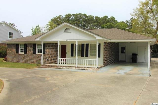 330 Stanley Dr., Murrells Inlet, SC 29576 (MLS #2106265) :: Armand R Roux | Real Estate Buy The Coast LLC