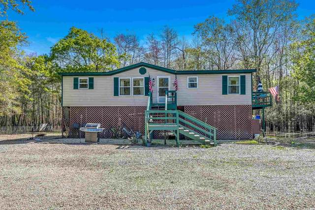 810 Rowe Pond Rd., Conway, SC 29526 (MLS #2106267) :: The Greg Sisson Team