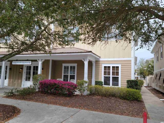 4916 N Market St. E12-R2, North Myrtle Beach, SC 29582 (MLS #2106324) :: The Litchfield Company