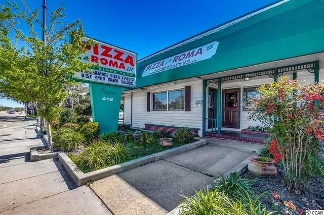 412 N Kings Hwy., Myrtle Beach, SC 29577 (MLS #2106452) :: Coldwell Banker Sea Coast Advantage