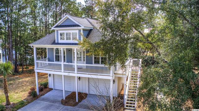 131 Natures View Circle, Pawleys Island, SC 29585 (MLS #2106472) :: The Greg Sisson Team