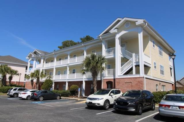 4149 Hibiscus Dr. #103, Little River, SC 29566 (MLS #2106539) :: Sloan Realty Group