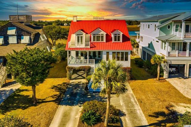 107 Atlantic Ave., Pawleys Island, SC 29585 (MLS #2106765) :: Surfside Realty Company