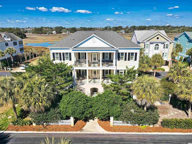 592 South Dunes Dr., Pawleys Island, SC 29585 (MLS #2106800) :: The Litchfield Company