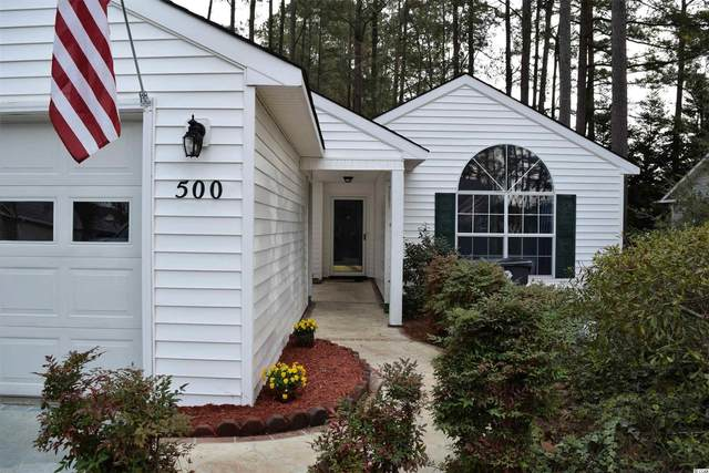 500 Charter Dr., Longs, SC 29568 (MLS #2106822) :: Jerry Pinkas Real Estate Experts, Inc