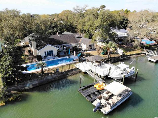 248 Rum Gully Rd., Murrells Inlet, SC 29576 (MLS #2106849) :: Surfside Realty Company
