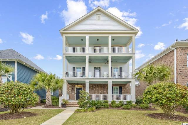 7849 N Ocean Blvd., Myrtle Beach, SC 29572 (MLS #2106850) :: Team Amanda & Co