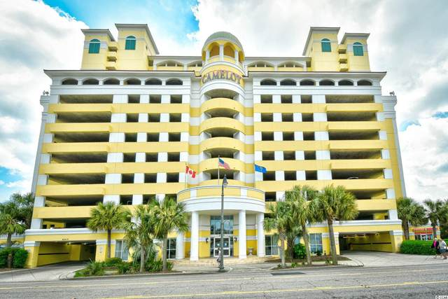 2000 N Ocean Blvd. #617, Myrtle Beach, SC 29577 (MLS #2106962) :: The Lachicotte Company