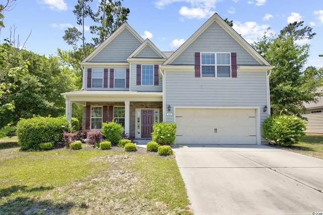 235 Gilman Rd., Pawleys Island, SC 29585 (MLS #2107078) :: Armand R Roux | Real Estate Buy The Coast LLC