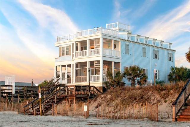 296 Atlantic Ave., Pawleys Island, SC 29585 (MLS #2107130) :: Surfside Realty Company