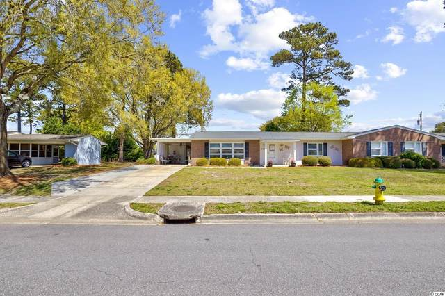 3676 Spruce Dr. #3676, Myrtle Beach, SC 29577 (MLS #2107288) :: Welcome Home Realty