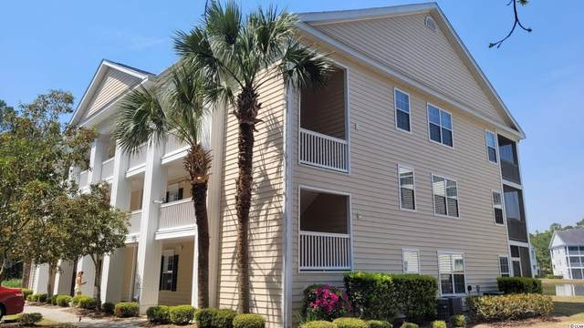 647 Woodmoor Dr. #102, Murrells Inlet, SC 29576 (MLS #2107495) :: The Litchfield Company