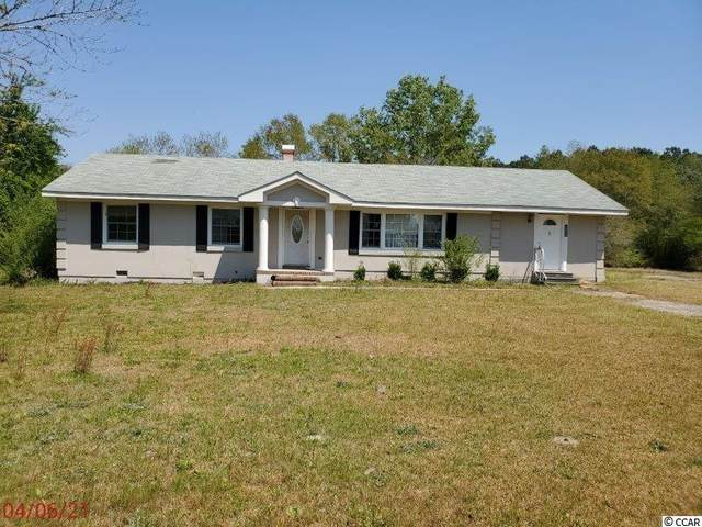 2324 Nesmith Rd., Nesmith, SC 29580 (MLS #2107524) :: Coastal Tides Realty